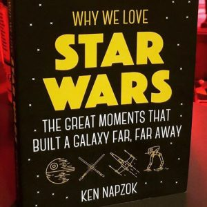Why We Love Star Wars Book