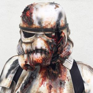 Zombie Stormtrooper Costume