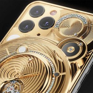 Caviar Luxury iPhone Case
