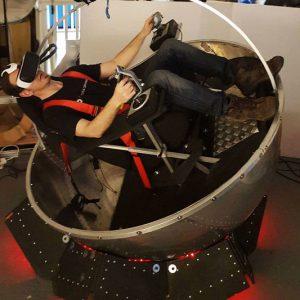 Feel Three VR Motion Simulator