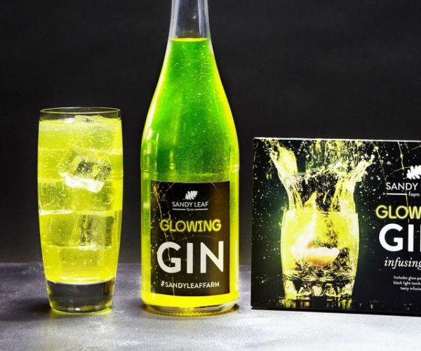 Glowing Gin Infusing Kit