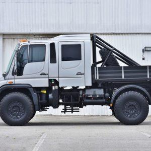 Mercedes-Benz Umimog Truck