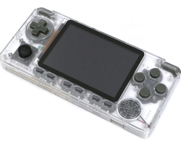 Odroid Go Advance Gaming Device