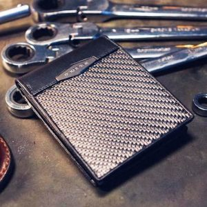 Tactical Carbon Fiber Wallets