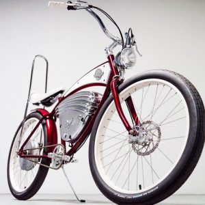 Vintage Styled Electric Bike
