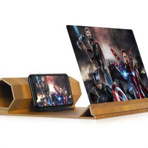 12″ Screen Magnifier For Smartphones
