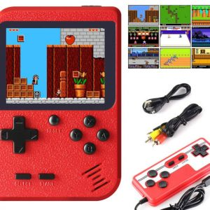 400-in-1 Retro Handheld Console
