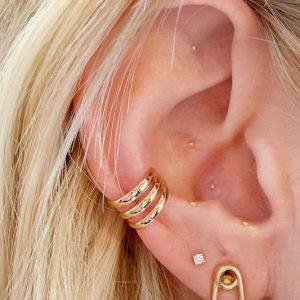 Acupressure Earrings