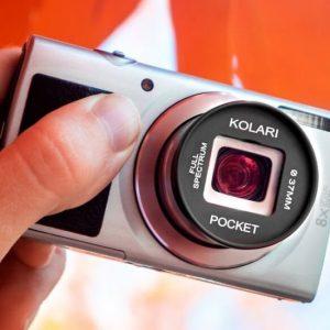 Kolari Pocket Full-Spectrum Camera