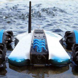 Rover Land & Sea Amphibious R/C Car