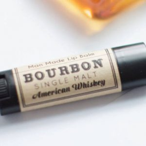Single Malt Bourbon Lip Balm
