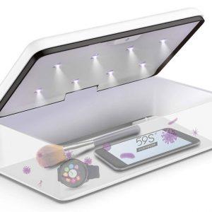 UV Light Sanitizing Box