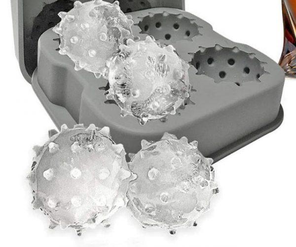 Coronavirus Shaped Ice Cube Mold