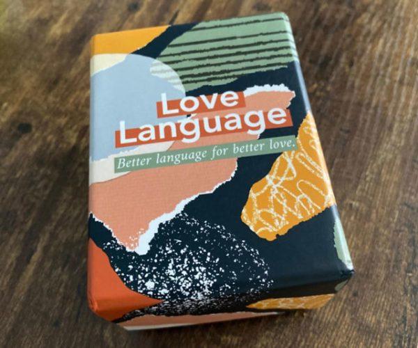 Love Language Card Game