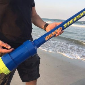 Moon Cannon Potato Gun