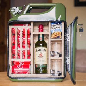 Personalized Jerry Can Mini Bar