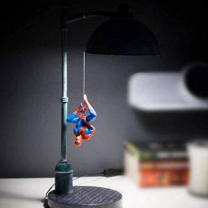 Spider Man Streetlight Lamp