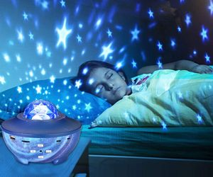 Star Night Projector for Sleep/Party