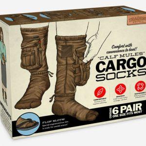 Tactical Cargo Socks