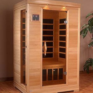 Two Person Indoor Sauna
