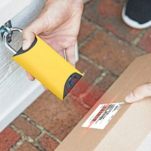 BoxLock Smart Padlock For Deliveries