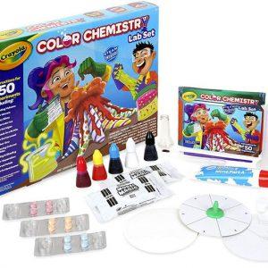 Crayola Color Chemistry Set