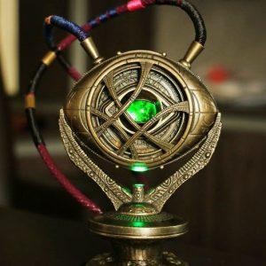 Dr. Strange Eye of Agamotto Necklace