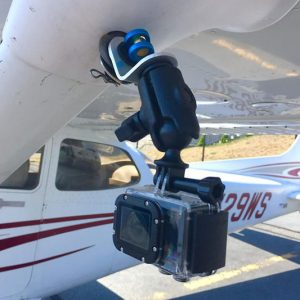 GoPro MyPilotPro Swivel Mount