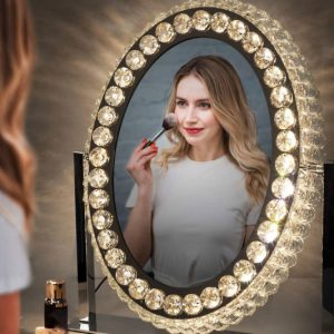 LED Vanity Dimmable Mirror