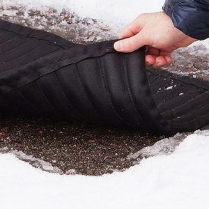 Reusable Snow And Ice Melting Mat