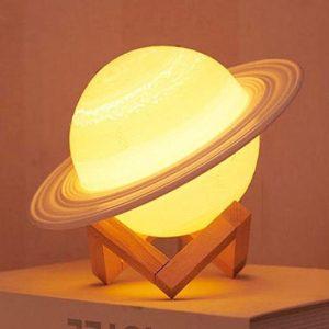Saturn Night Light