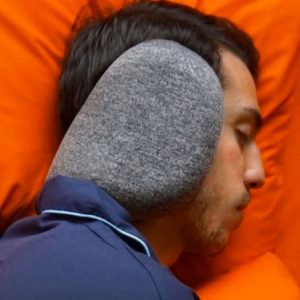 Sound-Blocking Neck Pillow
