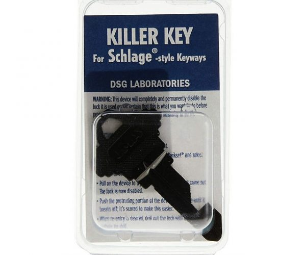 The Killer Key