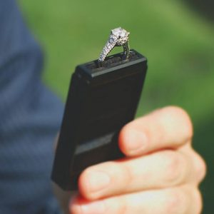 The Stealth Engagement Ring Box