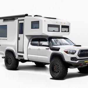 TruckHouse BCT Camper