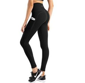iKeep High Waist Yoga Pants Leggings