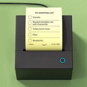 Alexa Smart Sticky Note Printer