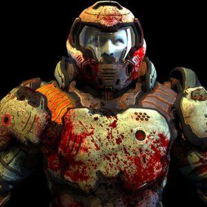 Doom Slayer Wearable Armor