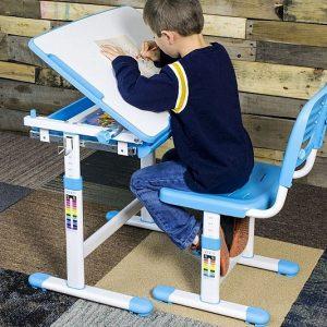 Height Adjustable Children's Desk