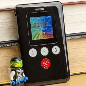 KidsConnect KC2 Kids GPS Tracker