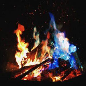 Magical Flames Campfire Colorant