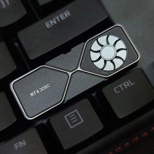 RTX 3080 Mechanical Keycap