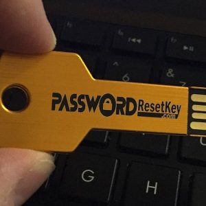 Recovery Boot Password Reset USB