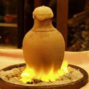 Turkish Terracotta Testi Pot