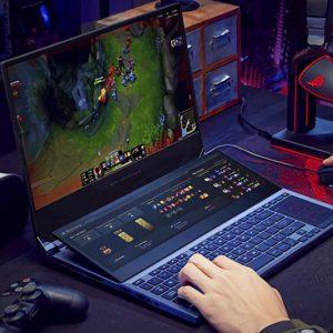 ASUS Duo 15″ Dual Screen Laptop