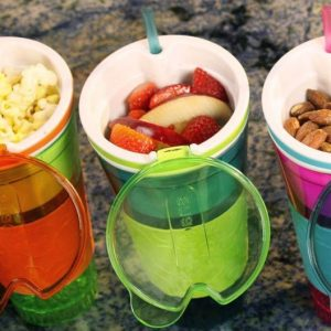 Drink And Snack Cup