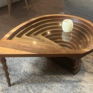 Fibonacci Coffee Table