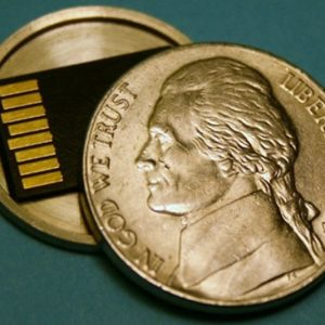 Hollowed Out Spy Coins