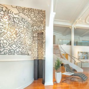 Keith Haring Tribeca Loft