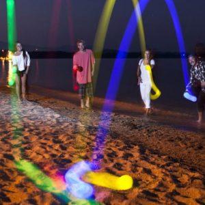 LED Bocce Balls